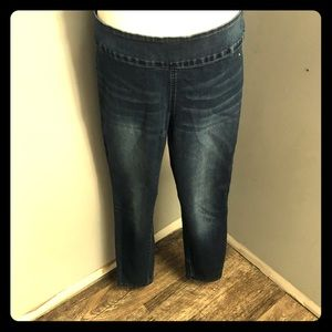 Guess Pull On Jeggings